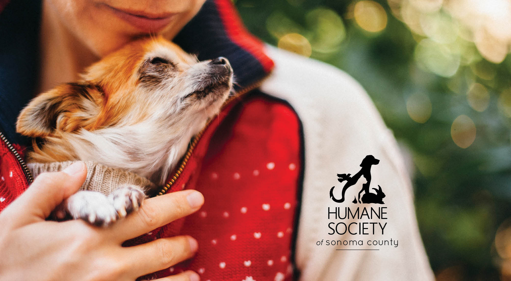 Humane Society of Sonoma County Secure Donation Page